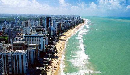 Praia da Boa Viagem - Recife - Pernambuco