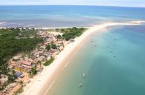 Cumuruxatiba Ponta do Corumbau Bahia Foto Trancoso Receptivo