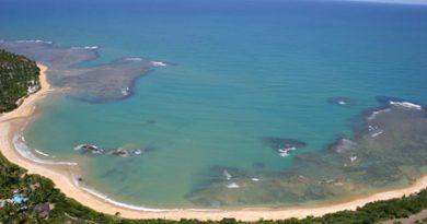 Praia do Espelho Curuípe Bahia Foto Trancoso Receptivo