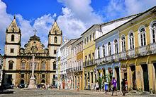 Pelourinho Salvador Bahia Foto Embratur
