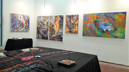 Meu BB Galeria de Arte Contemporânea Fábrica Bhering