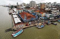 Mercado Ver-o-Peso Belém do Pará Foto Joao Ramid