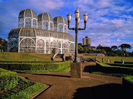 Jardim Botânico Curitiba Paraná Foto Christian Knepper