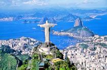 Cristo Redentor Rio de Janeiro foto Embratur