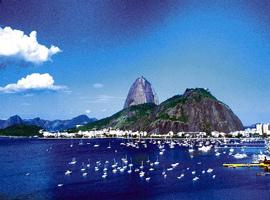 Pão de Açúcar Rio de Janeiro Foto: Rio Convention Bureau